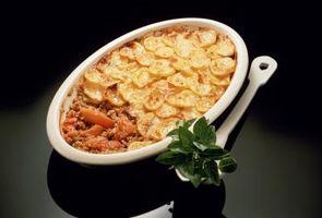 Comment faire Gratin de pommes de terre Casserole