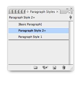 Comment utiliser les styles de paragraphe dans Indesign