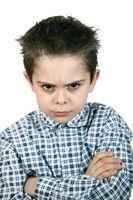 Comment aider un enfant de huit ans qui a beaucoup de colère
