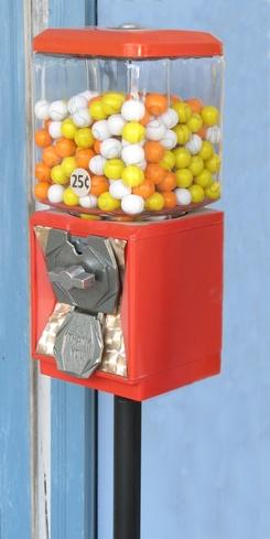 Comment réparer brisés Serrures Vending Machine