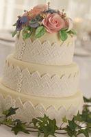La meilleure façon de transporter un gâteau de mariage