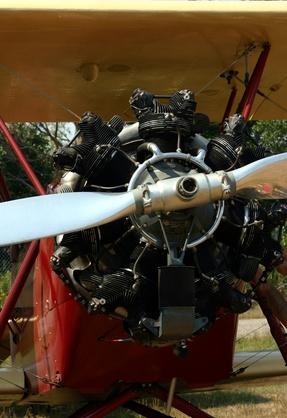 Types de moteurs d'aéronefs à pistons