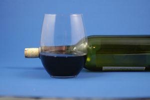 Cadeaux de vin Merlot