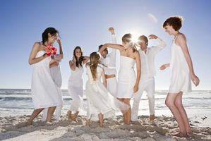 Quelles sont les bonnes couleurs pour un mariage Juin?