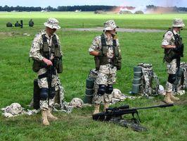 Prestations aux anciens combattants dans l'État de Caroline du Nord