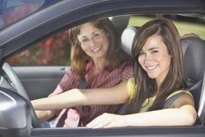 Si vous apprenez à votre enfant à conduire Avant Ed de conduire?