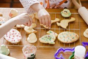 Pâques Desserts pour les enfants à faire