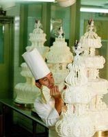 Renaissance Idées traditionnelles gâteau de mariage