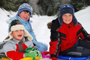 Activités familiales pour le jour de l'An