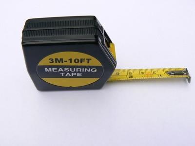 Comment calculer Pouces à Metres
