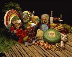 Comment emballer Cadeaux alimentaires