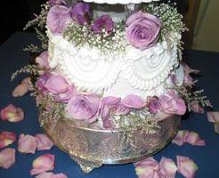 Comment faire un contrat pour les gâteaux de mariage