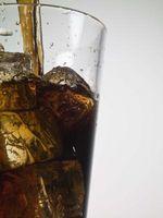 Qu'est-ce que dans Mentos qui fait Soda Explode?