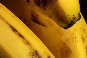 Comment fonctionne Oxydation Occur sur les bananes?