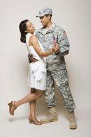 Idées de proposition de mariage militaire