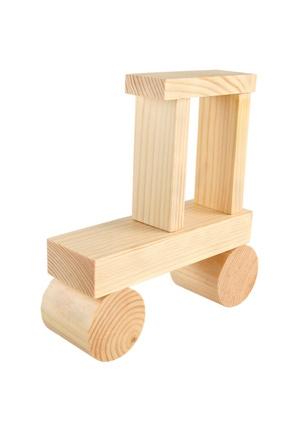 Comment faire une voiture en bois