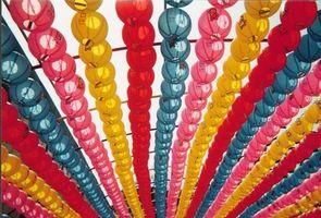 Comment décorer un mariage avec des lanternes
