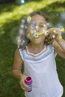 Activités sensorielles pour enfants à besoins spéciaux