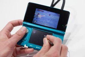 Comment réinitialiser une Nintendo DS Lite