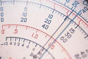 Analog multimètre et ses fonctions