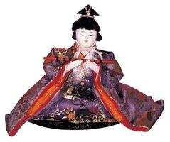 Les types de poupées en porcelaine japonaise