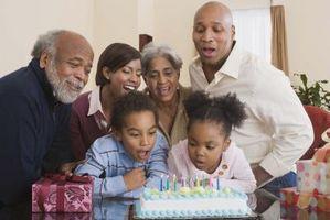 Comment calculer les différences d'âge entre frères et sœurs