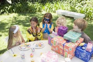 Cadeaux alternatifs pour Birthday Party d'un Kid