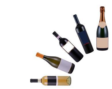 Activités Avec bouteilles de vin vides