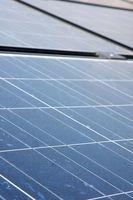 Avantages environnementaux pour l'énergie solaire