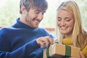 Idées cadeaux romantiques pour homme