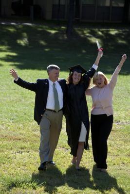 Que font les gens Après obtention du diplôme?