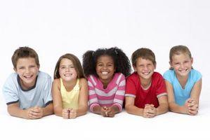 Activités calmantes pour les enfants