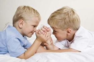 Stratégies de développement Langue in Toddlers Avec frères et sœurs plus âgés
