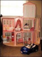 Comment faire pour créer Dream House Barbie