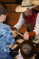 Cowboy Western Bridal & Groom Idées de douche