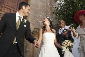 Comment planifier un mariage pour 25 invités