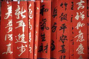 Comment mettre la table pour le Nouvel An chinois