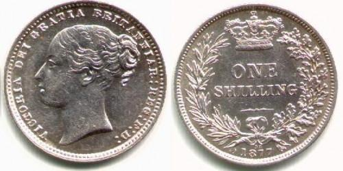 Que Shilling Coins Worth?