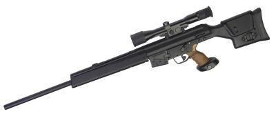 Comment utiliser un Scope ACOG Avec un Sniper