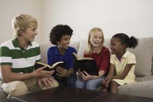 Jeunesse Groupe Bonding Activités