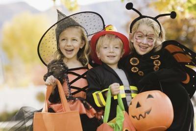Jeux Fun Halloween pour enfants d'âge préscolaire