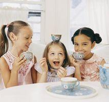 Anniversaire Tea Parties pour les enfants à Cleveland