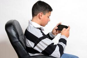 Comment jouer Jeux ISO sur PSP Slim