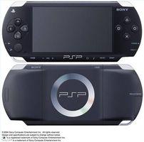 Qu'est-ce que la PSP Come With?