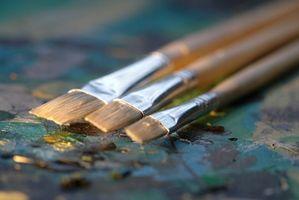 Comment peindre un garde Glade