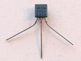 Principes d'un transistor NPN