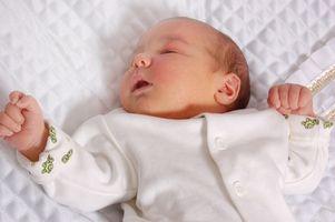 Principales choses que vous devez pour un bébé
