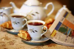 Cadeaux English Tea
