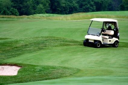 Comment nettoyer Golf Panier Tops