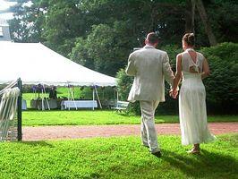 Comment trouver un lieu de mariage bon marché